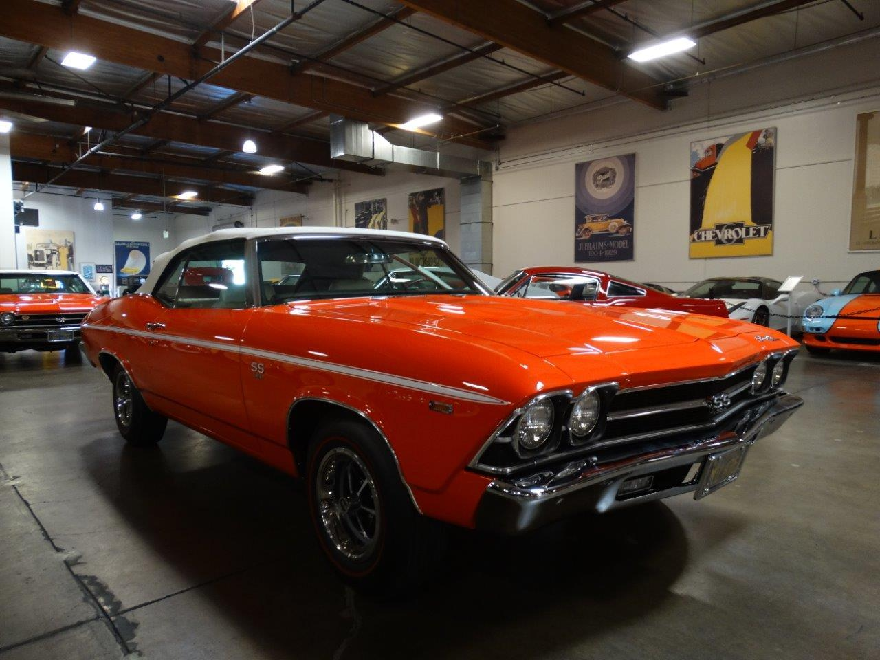 Large Picture of '69 Chevelle SS - OJGP