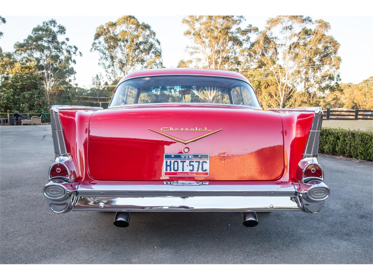 Large Picture of '57 Bel Air - OJGU
