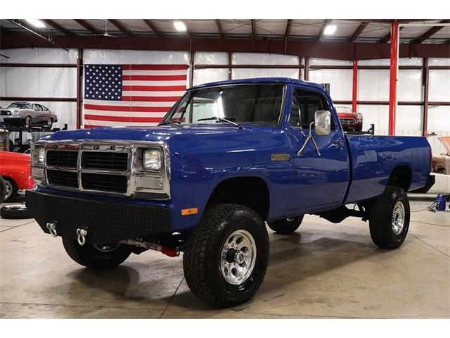 Picture of '85 Dodge W300 Pickup located in Michigan Offered by  - OJH3