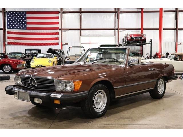 Picture of '79 450SL - OJH4