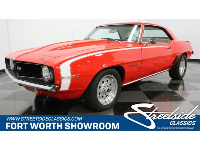Picture of Classic 1969 Camaro located in Ft Worth Texas - $56,995.00 - OJHA
