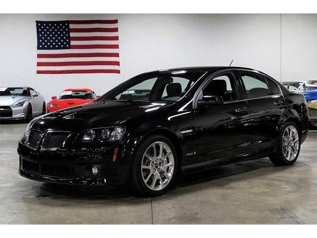 Picture of '09 Pontiac G8 located in Michigan - $33,900.00 - OJHT