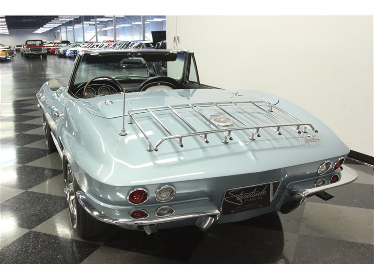 Large Picture of '66 Corvette - OJHV
