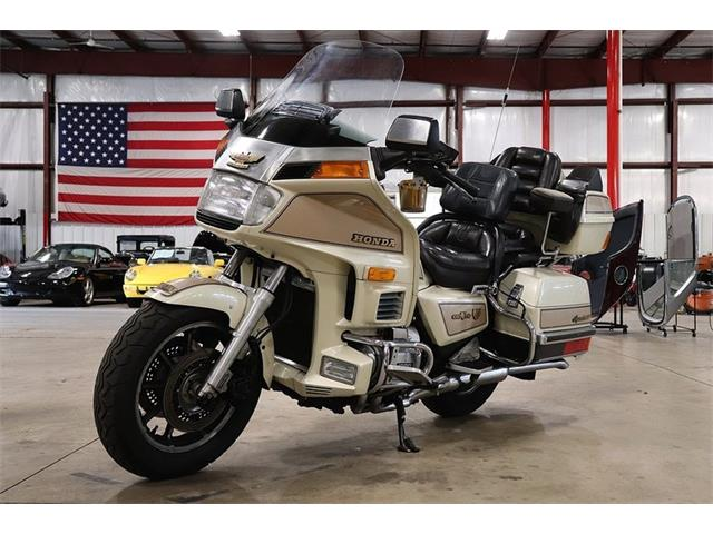 Picture of '86 Goldwing located in Kentwood Michigan - OJI9