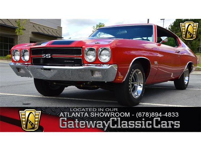 Picture of Classic 1970 Malibu - $92,000.00 Offered by  - OJII