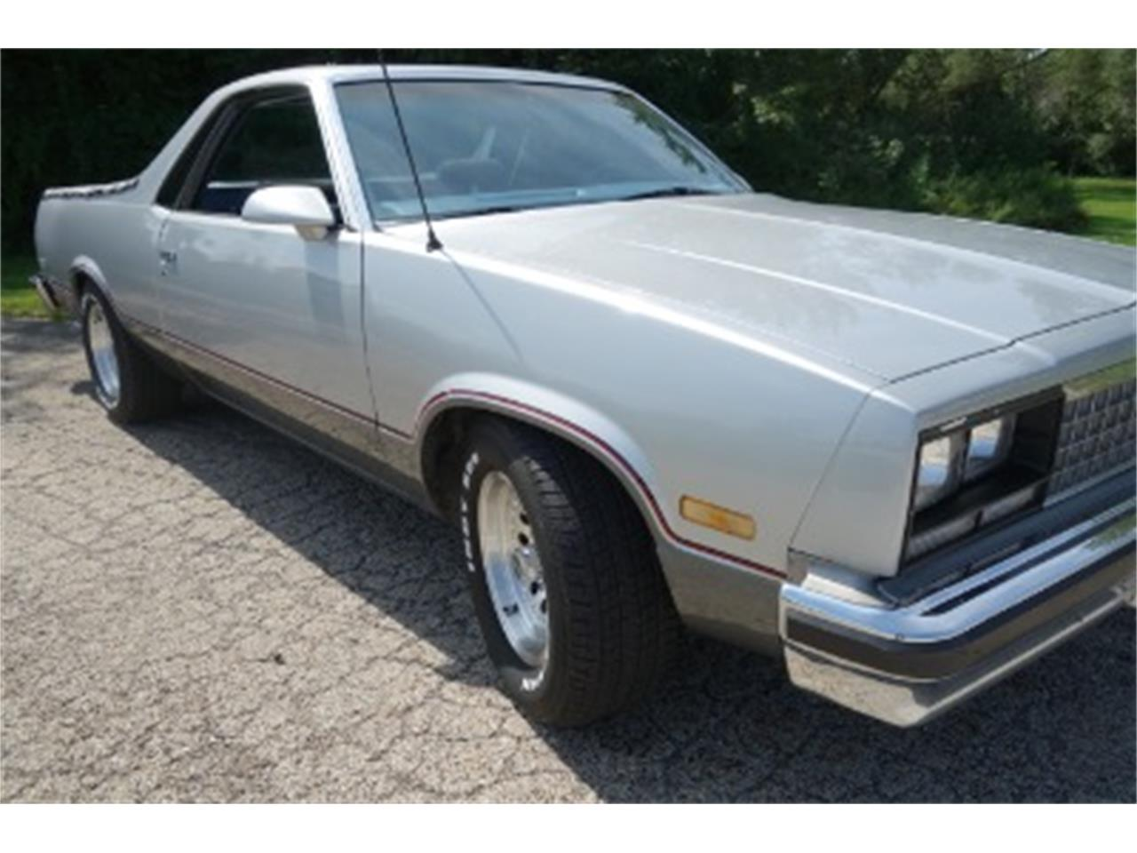Large Picture of '86 El Camino - OJIX