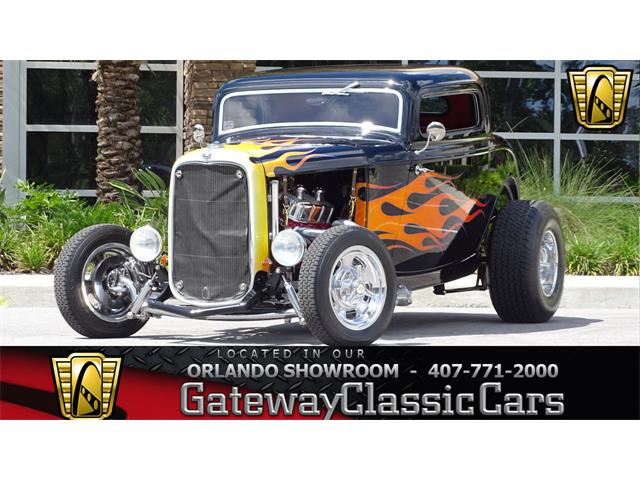 Picture of '32 3-Window Coupe - OJJ2