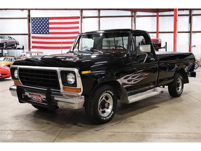 1977 To 1979 Ford F150 For Sale On Classiccars Com