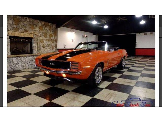 Picture of Classic 1969 Chevrolet Camaro Offered by  - OJJD