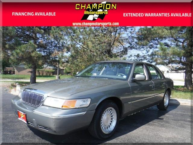 Picture of '99 Mercury Grand Marquis located in Crestwood Illinois - $4,900.00 - OJJN