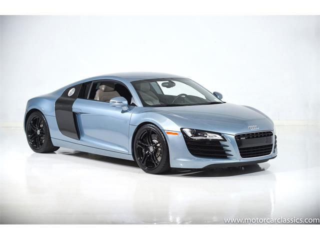Picture of '08 R8 - OJJR