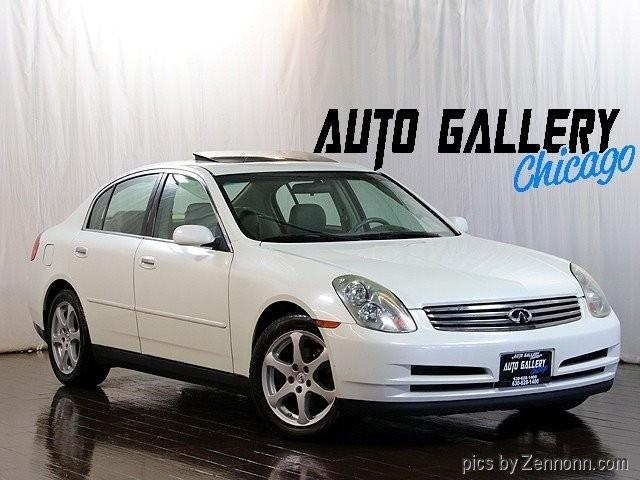Picture of '04 G35 - $6,990.00 - OJK1
