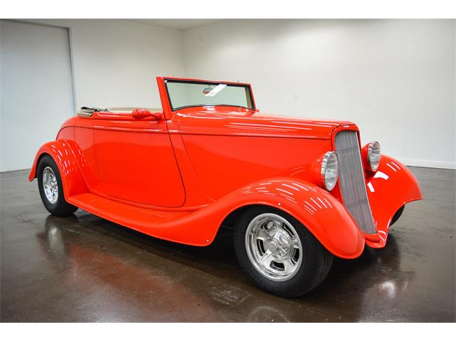 Picture of '33 Cabriolet - OJKA