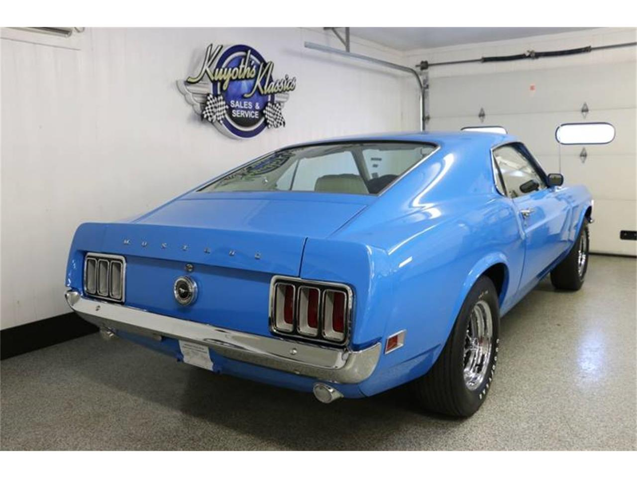 Large Picture of '70 Mustang - OJKD