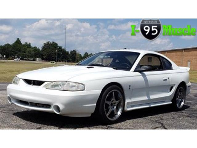 Picture of '98 Mustang - OJKL
