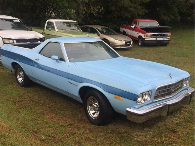 Picture of Classic 1973 Ranchero located in North Carolina Auction Vehicle Offered by  - OJKV