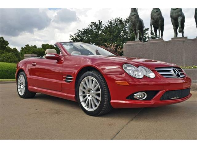 Picture of '08 SL-Class - OJLC