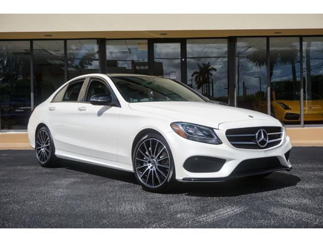 Picture of 2018 Mercedes-Benz C-Class located in Florida Offered by  - OJLF