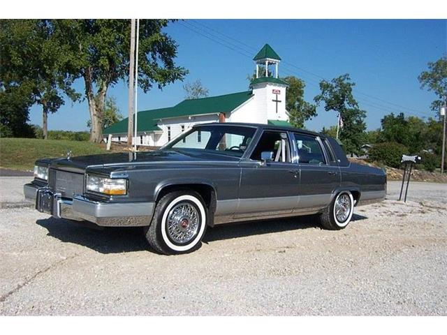 Picture of '90 Fleetwood Brougham - $11,500.00 Offered by  - OJLW