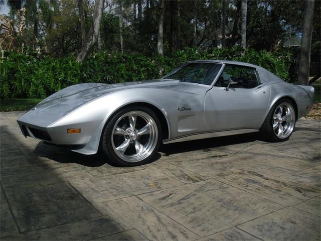 Picture of '74 Corvette - OJMX