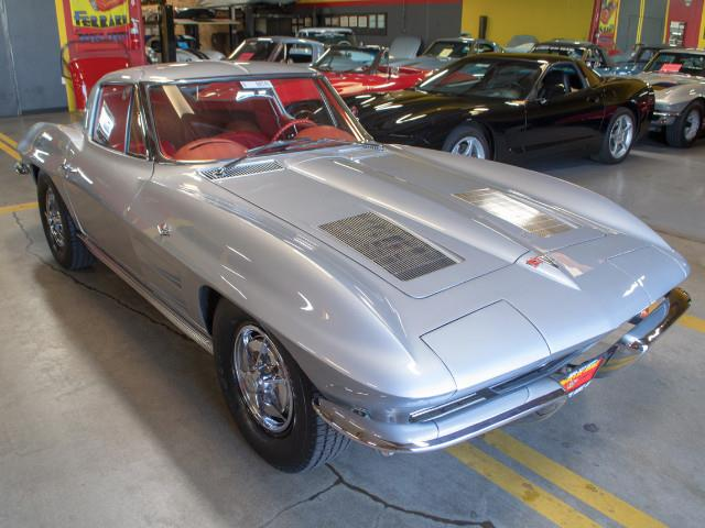Picture of '63 Corvette - OJN3