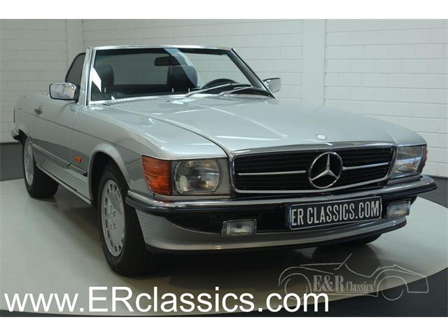 Picture of 1986 Mercedes-Benz 300SL located in Waalwijk Noord-Brabant Offered by  - OJNO