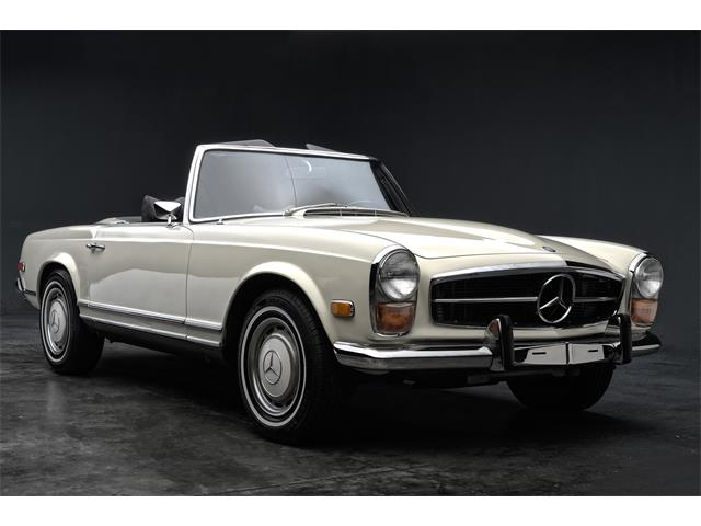 Picture of Classic 1969 Mercedes-Benz 280SL - $82,900.00 Offered by a Private Seller - OJNQ