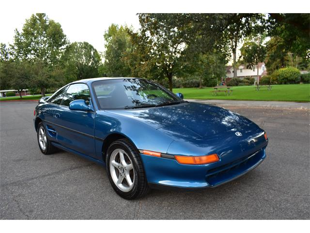 Picture of 1992 Toyota MR2 located in Meridian Idaho - $4,800.00 - OJNS