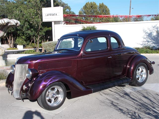 Picture of '36 5-Window Coupe - OJNX