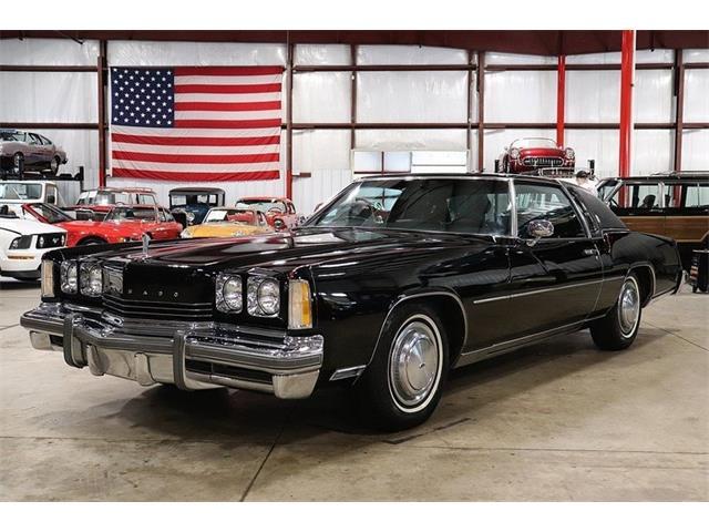 1974 Oldsmobile Toronado