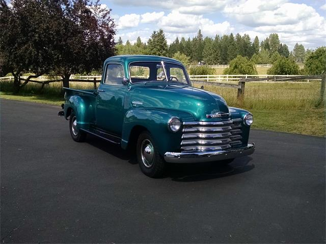 Picture of '50 Pickup - OJOF
