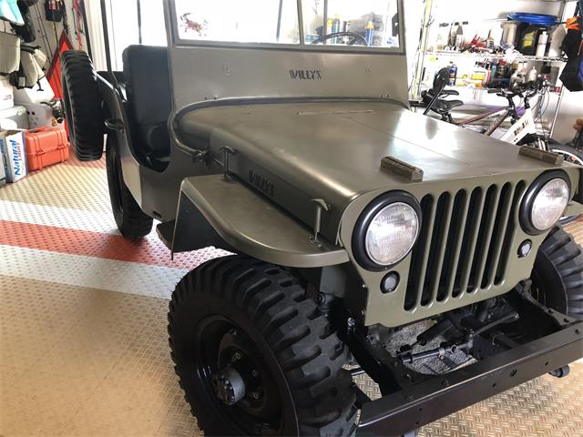 Picture of 1946 Willys-Overland CJ2A located in Florida Offered by a Private Seller - OJOK