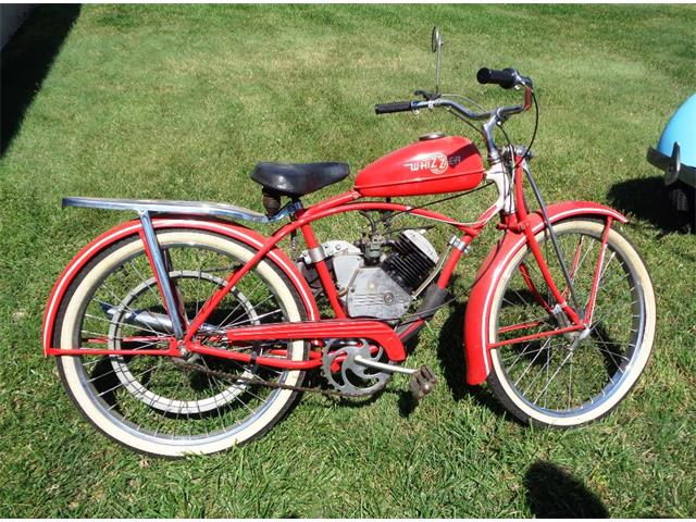 Picture of '47 Motorcycle - OJOP