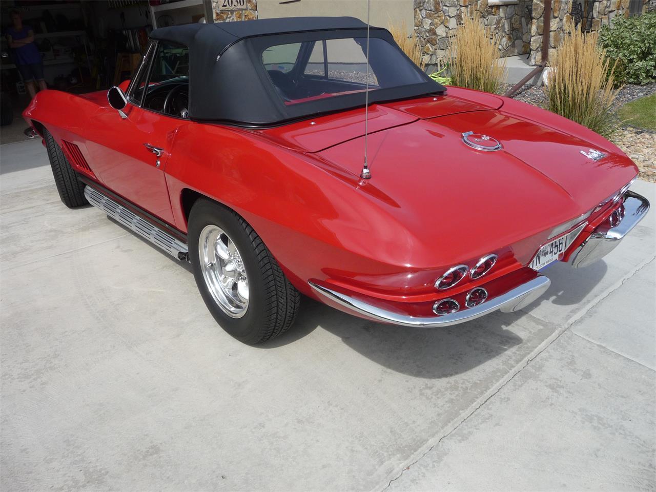 Large Picture of '67 Corvette located in Colorado - $55,000.00 - OJOQ