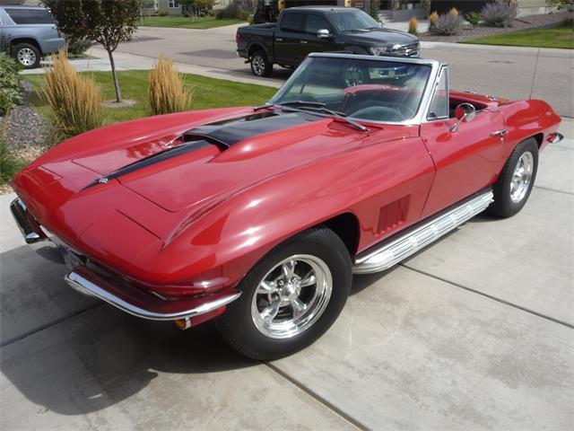 Picture of 1967 Chevrolet Corvette located in WINDSOR Colorado - $55,000.00 - OJOQ