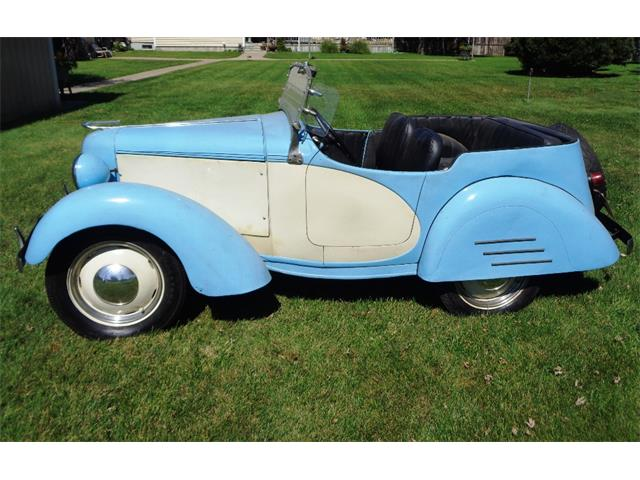 Picture of '39 Convertible - OJOT