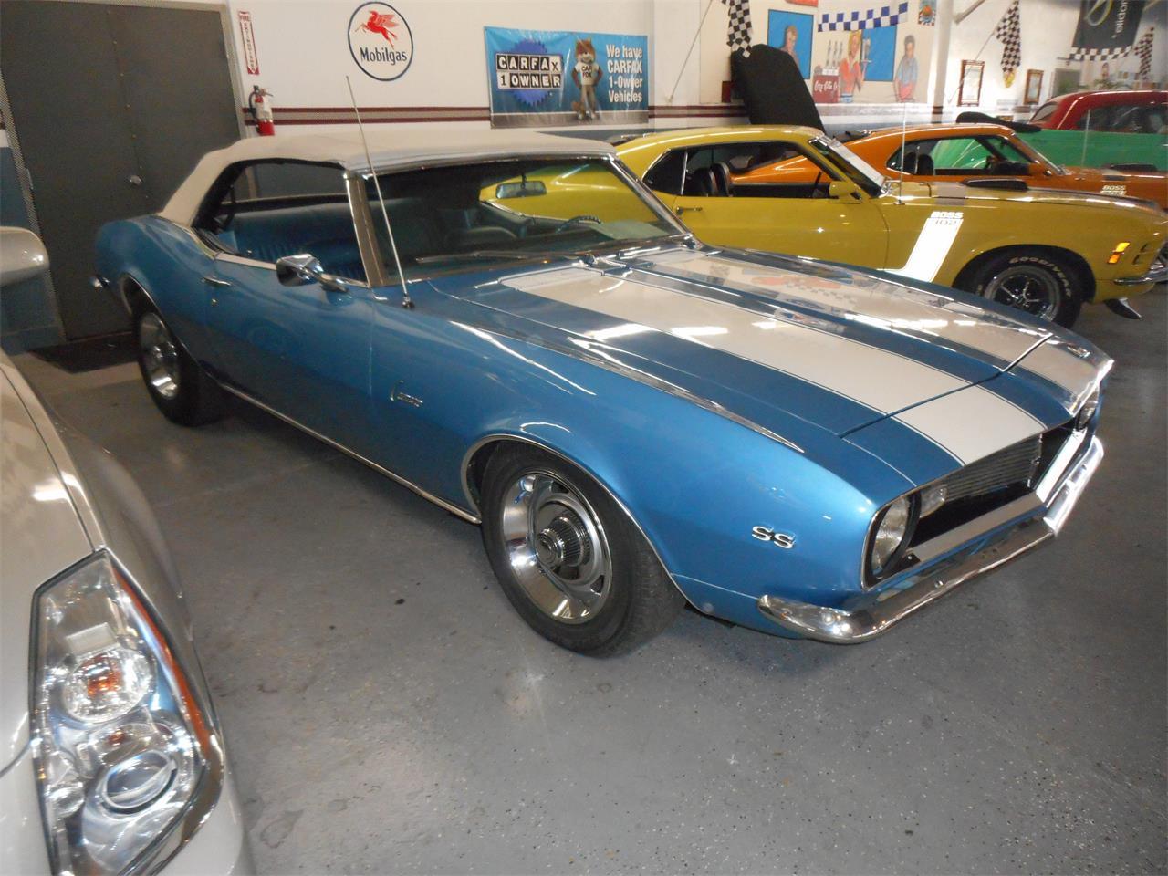 Large Picture of '68 Chevrolet Camaro located in California - $34,900.00 - OJP3
