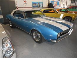 Picture of Classic '68 Chevrolet Camaro - $34,900.00 Offered by Checkered Flag Classic Inc. - OJP3
