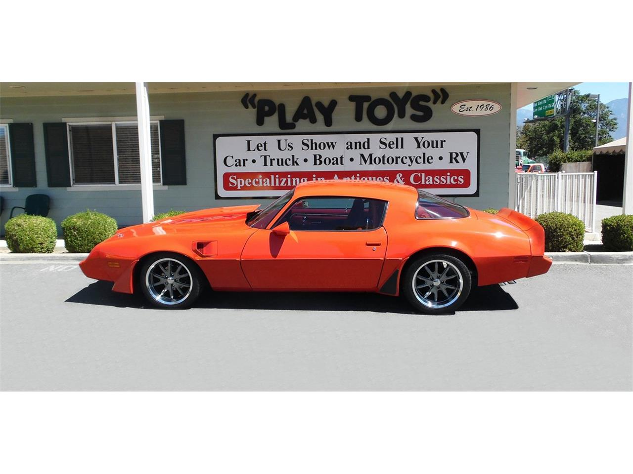 Large Picture of '80 Firebird Trans Am - OJP6
