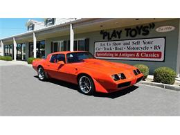 Picture of 1980 Pontiac Firebird Trans Am located in California - $13,995.00 - OJP6