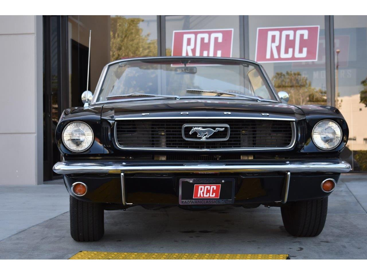 Large Picture of '66 Mustang - OJP9