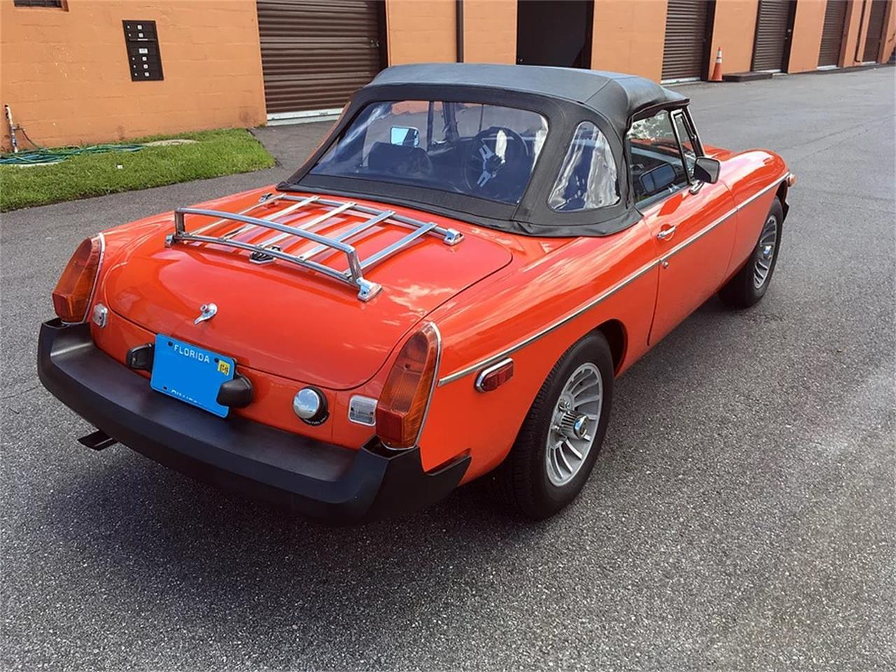 Large Picture of 1979 MGB - OJPB