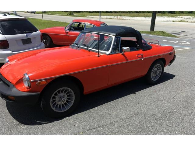 1979 MG MGB For Sale On ClassicCars