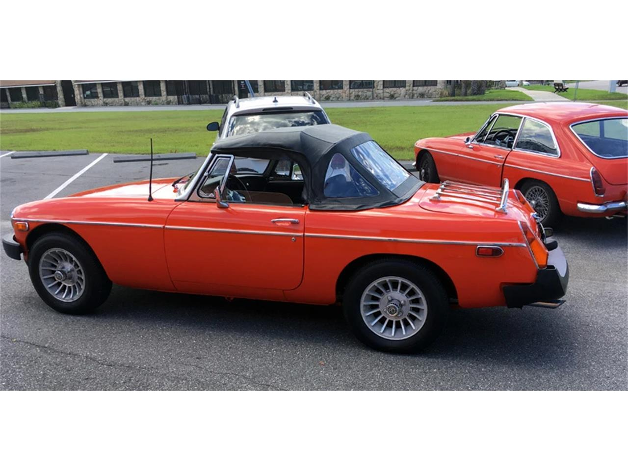 Large Picture of 1979 MG MGB located in  FL - $9,000.00 Offered by Christopher John LTD - OJPB