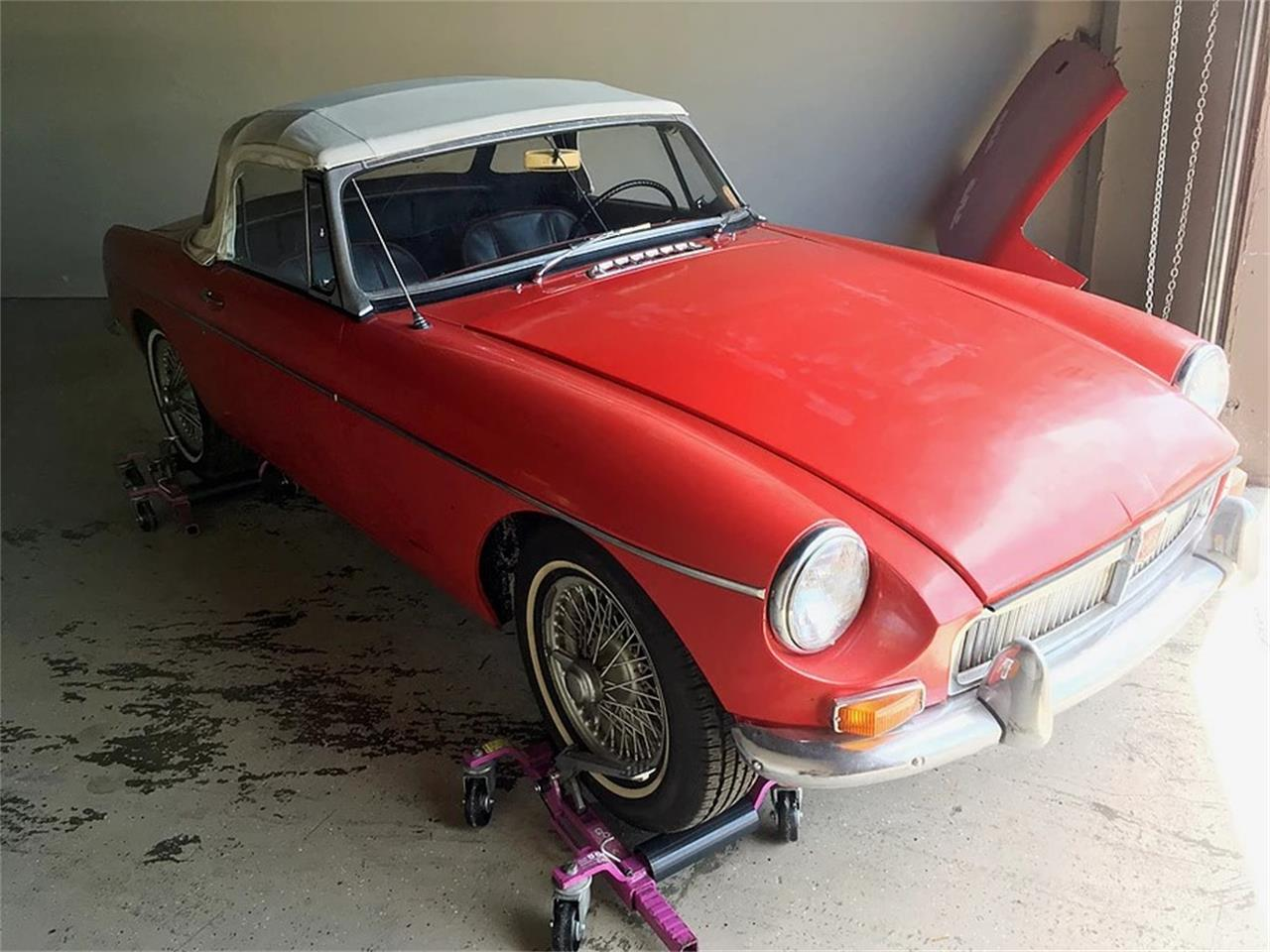 Large Picture of '65 MGB - OJPE