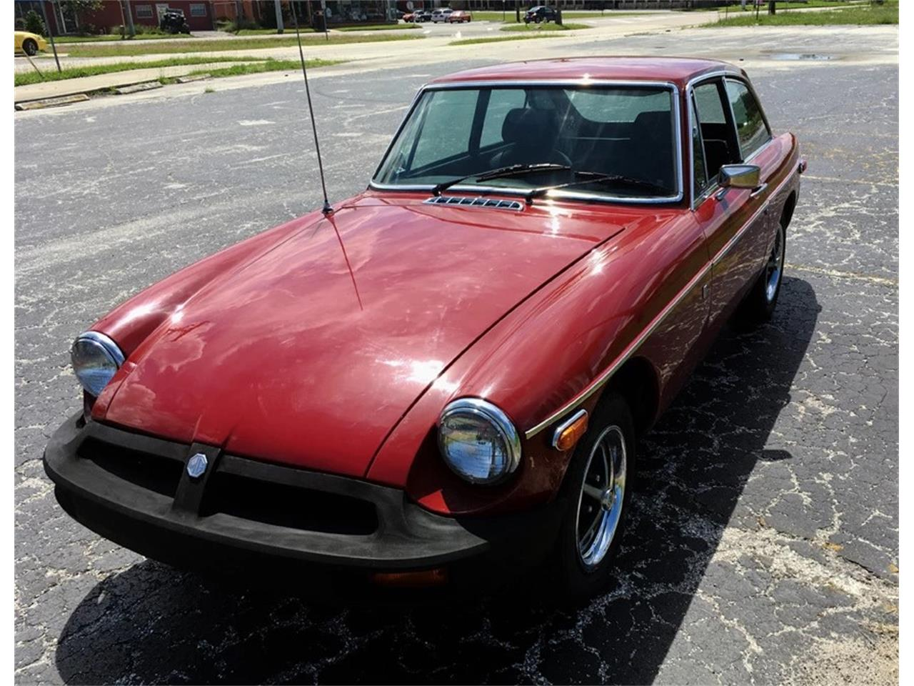 Large Picture of '74 MGB - OJPF