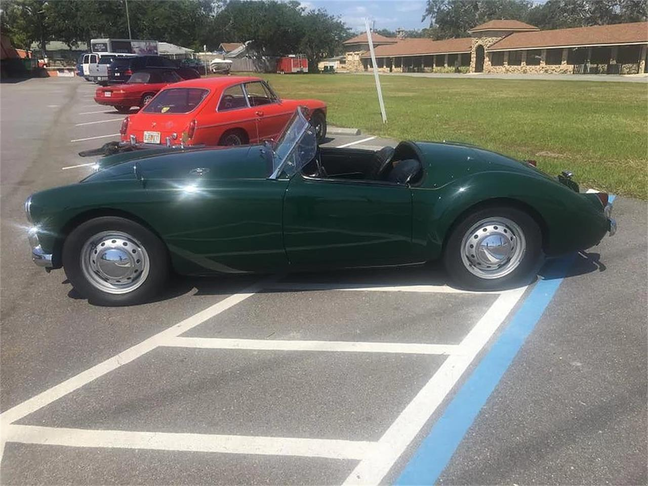 Large Picture of '59 MGA - OJPG