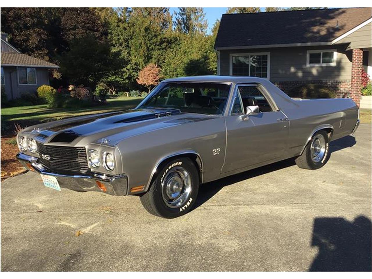 Large Picture of '70 El Camino SS - OJQ7