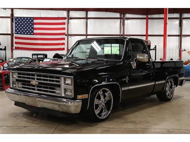 Picture of 1987 Pickup located in Kentwood Michigan Offered by  - OJQ8