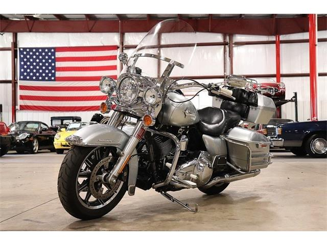 Picture of 2014 Harley-Davidson Road King located in Kentwood Michigan - OJQC